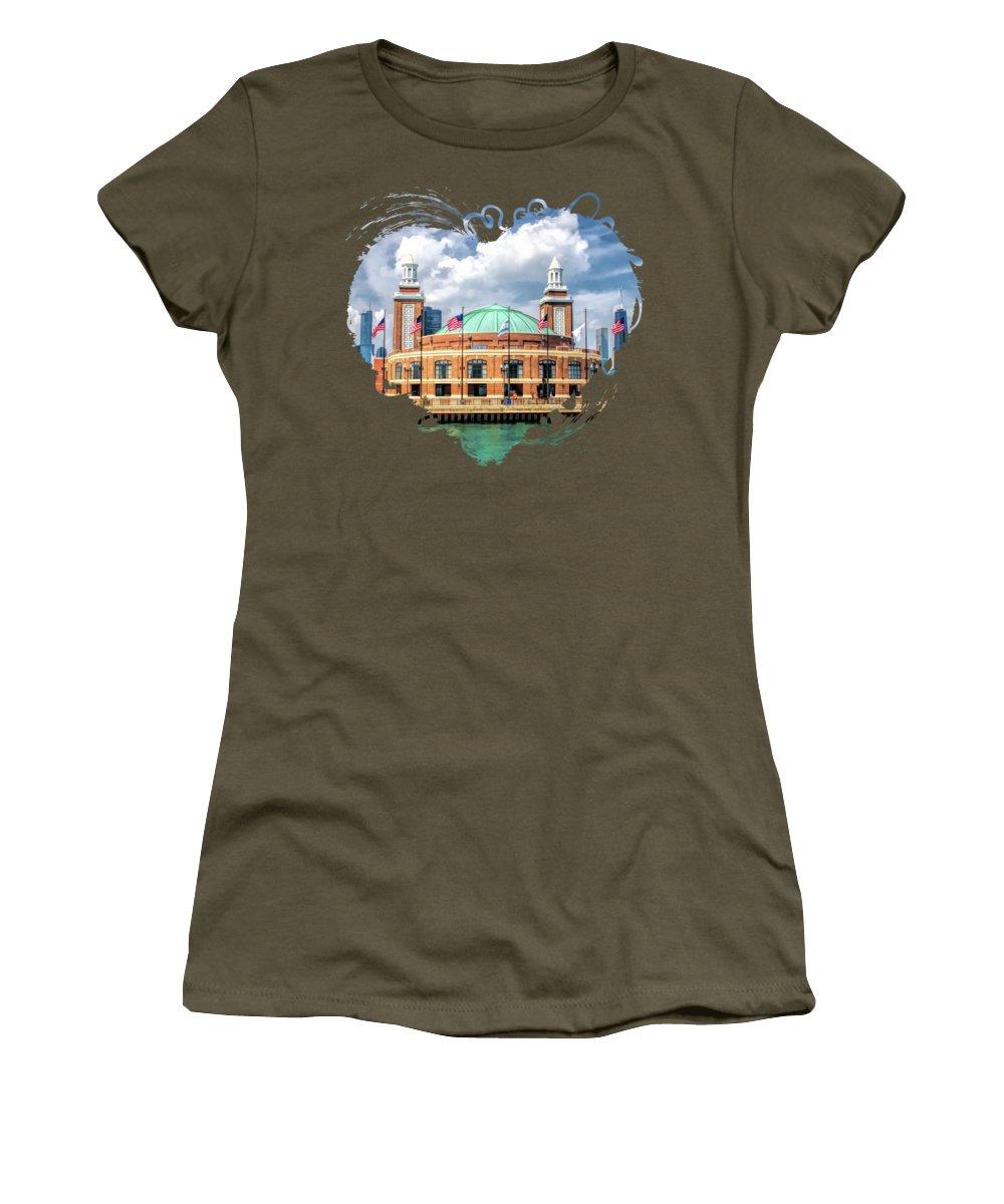Navy Pier Women's T-Shirts