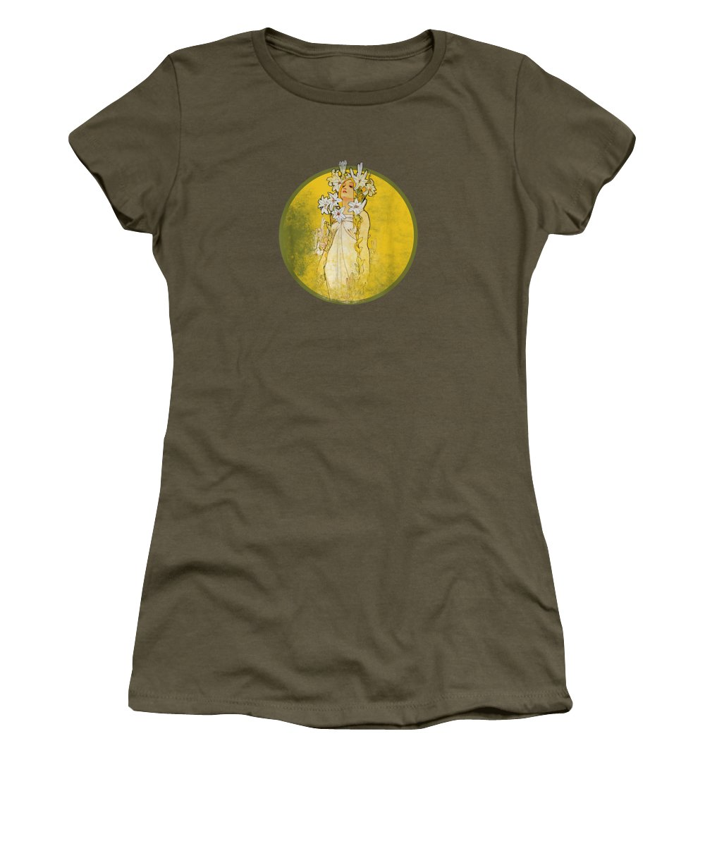 Mucha Women's T-Shirts