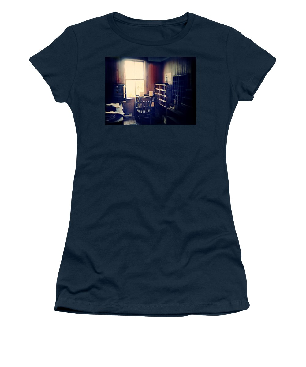 Care Packages From Home Women's T-Shirt featuring the photograph Care Packages From Home by Micki Findlay