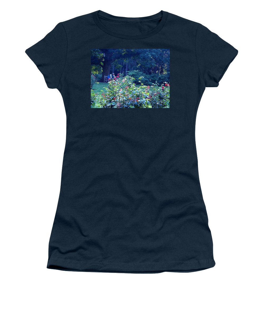 Nature Women's T-Shirt featuring the photograph Chilling Out by Said Oladejo-lawal