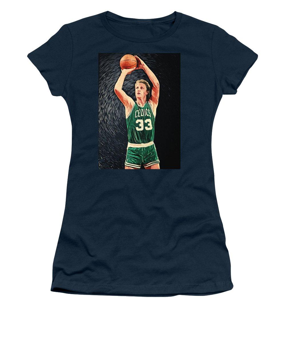 Larry Bird Junior T-Shirts