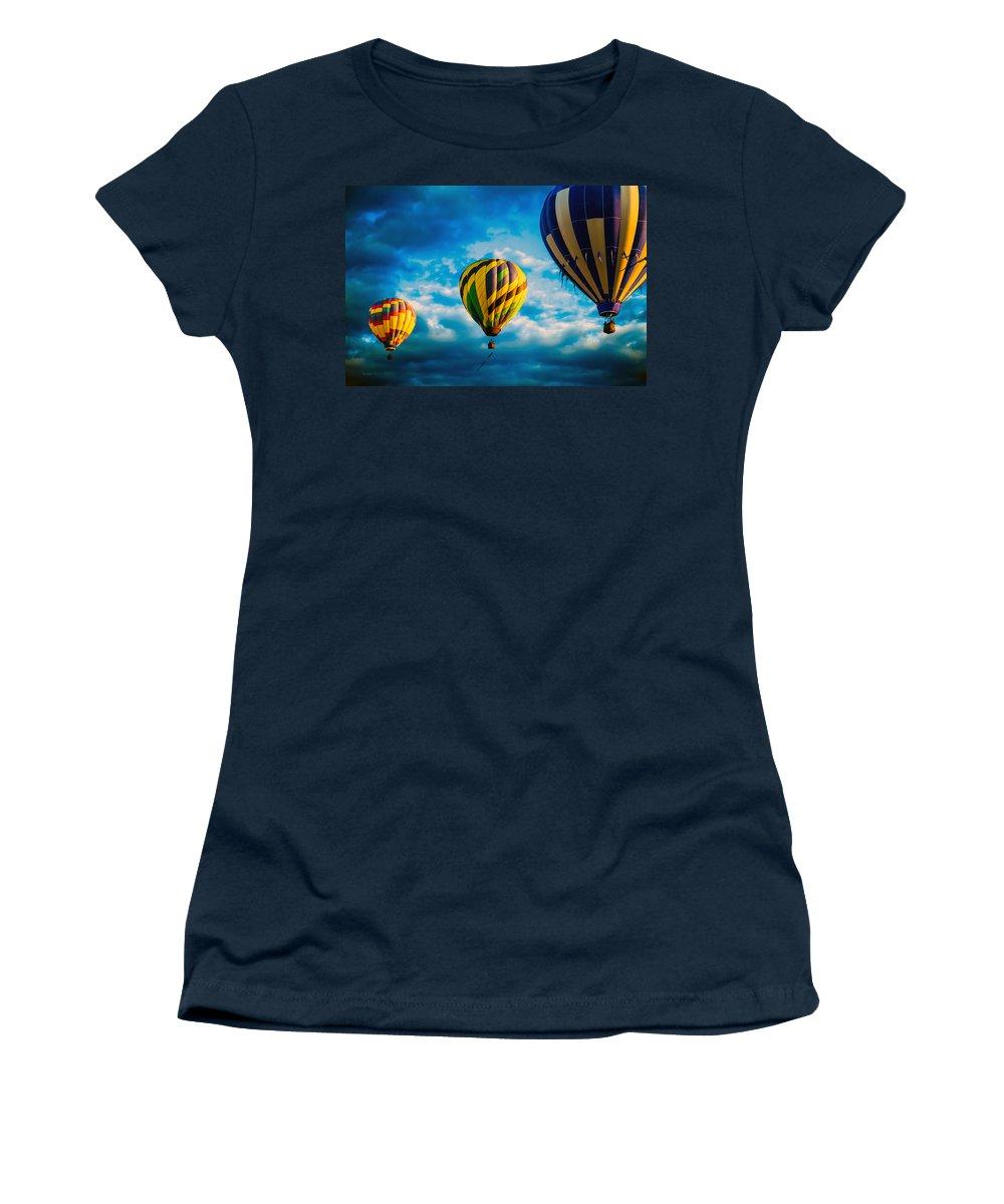 Great Falls Balloon Festival Women's T-Shirts