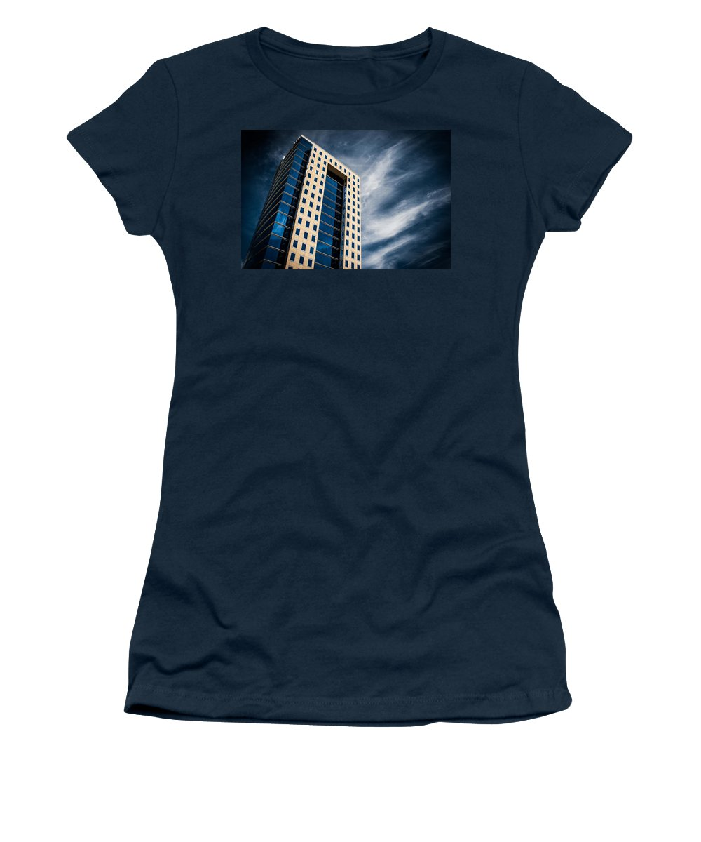 San Jose Women's T-Shirt featuring the photograph PWC by Dayne Reast