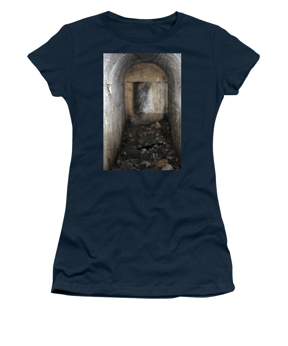Zachariah Women's T-Shirt featuring the photograph Tomb Of Zachariah Father Of John The Baptist by Munir Alawi