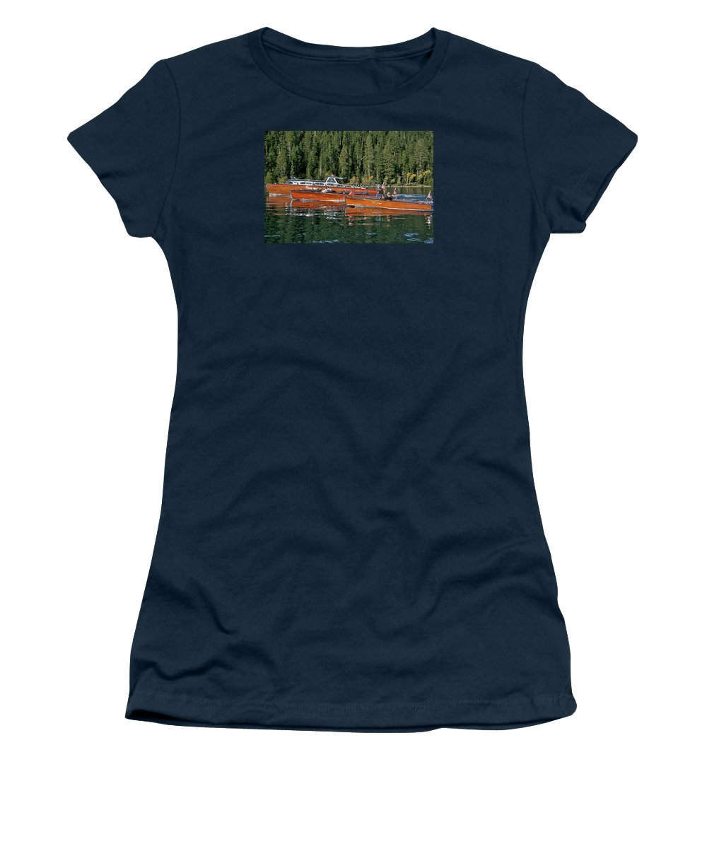 Runabout Women's T-Shirt featuring the photograph S T U N N I N G by Steven Lapkin