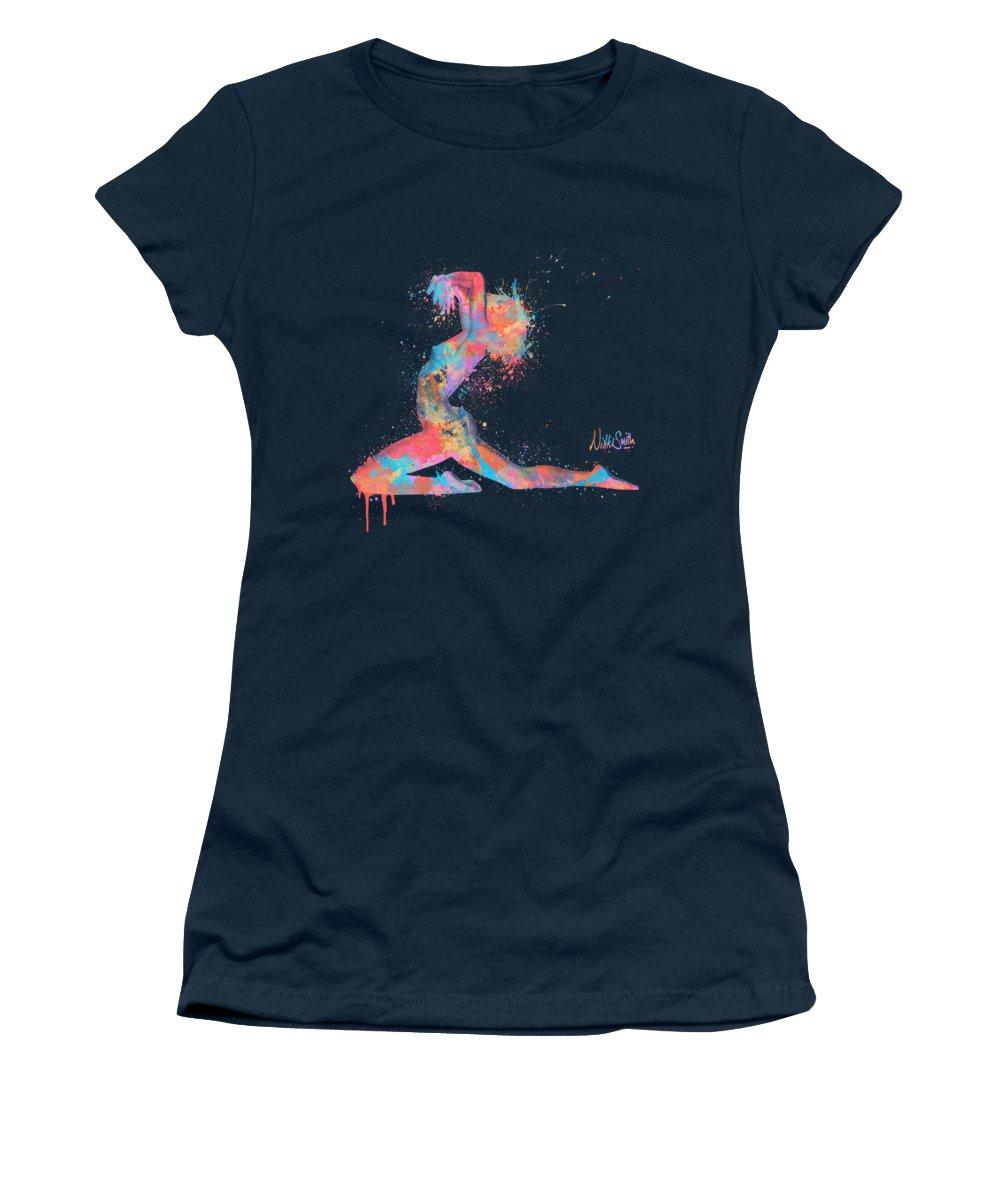 Multi Women's T-Shirts