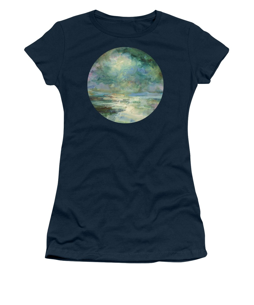 Modern Paintings Women's T-Shirts