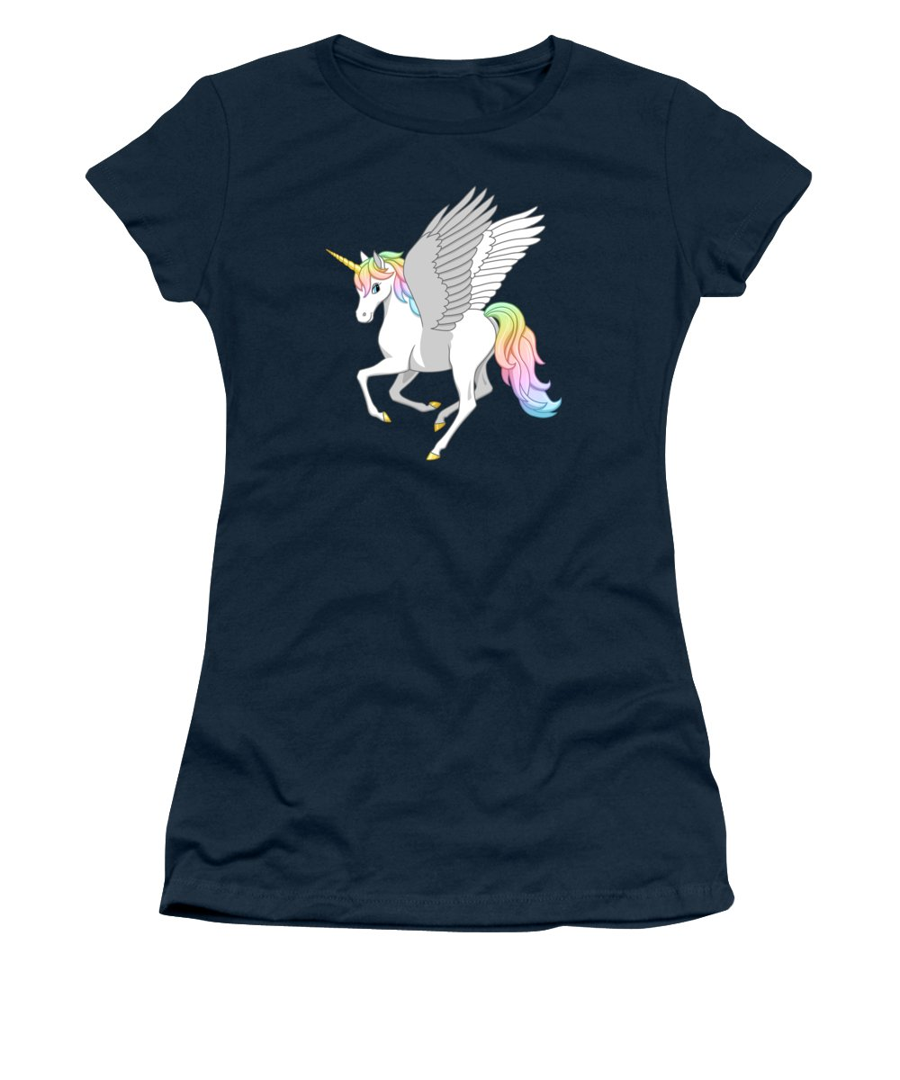 Pegasus Women's T-Shirts