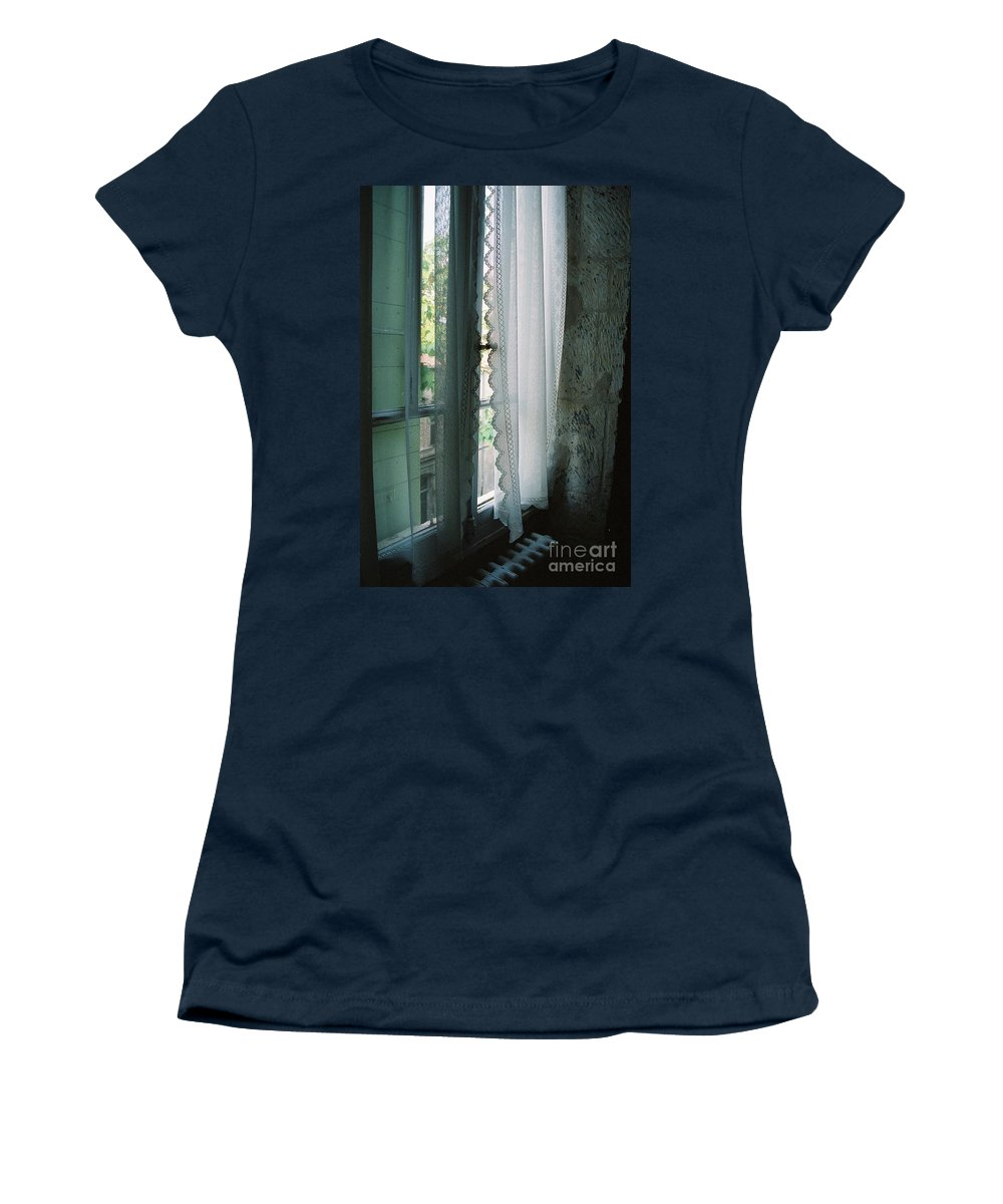 Arles Women's T-Shirt featuring the photograph Rest by Nadine Rippelmeyer