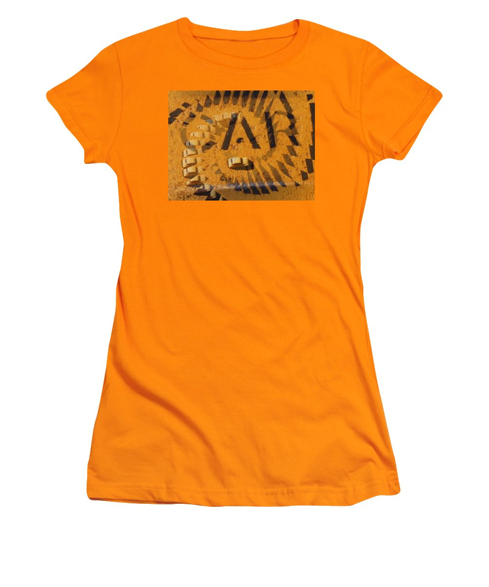 Car Women's T-Shirt (Athletic Fit) featuring the digital art Car by Tim Allen