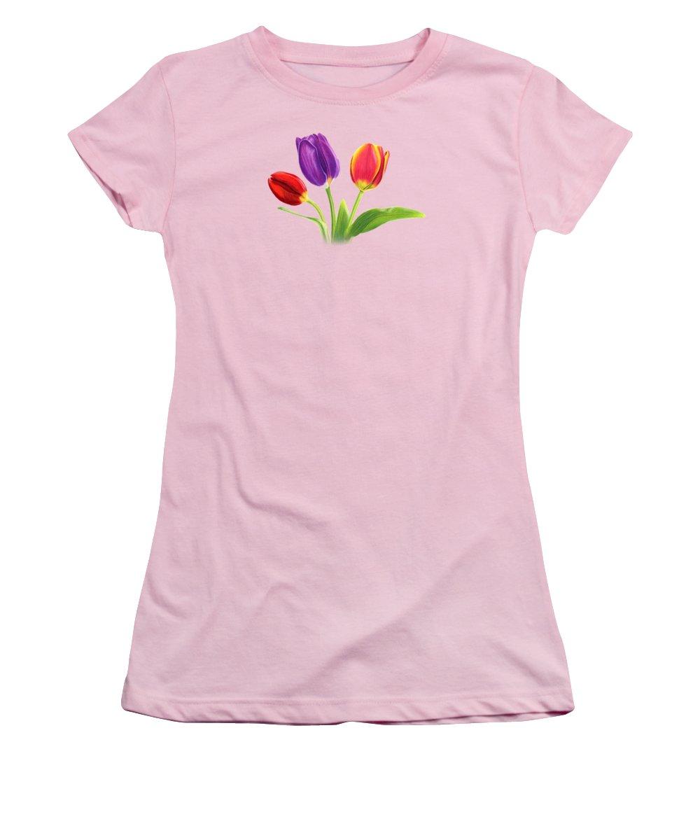 Tulips Junior T-Shirts