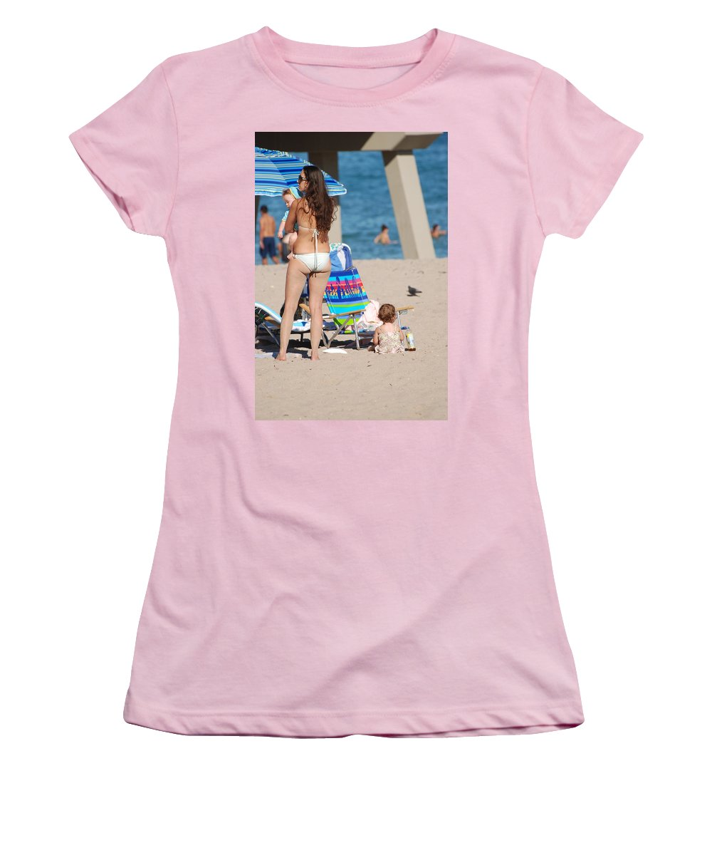 Mother Women's T-Shirt (Athletic Fit) featuring the photograph Mother by Rob Hans