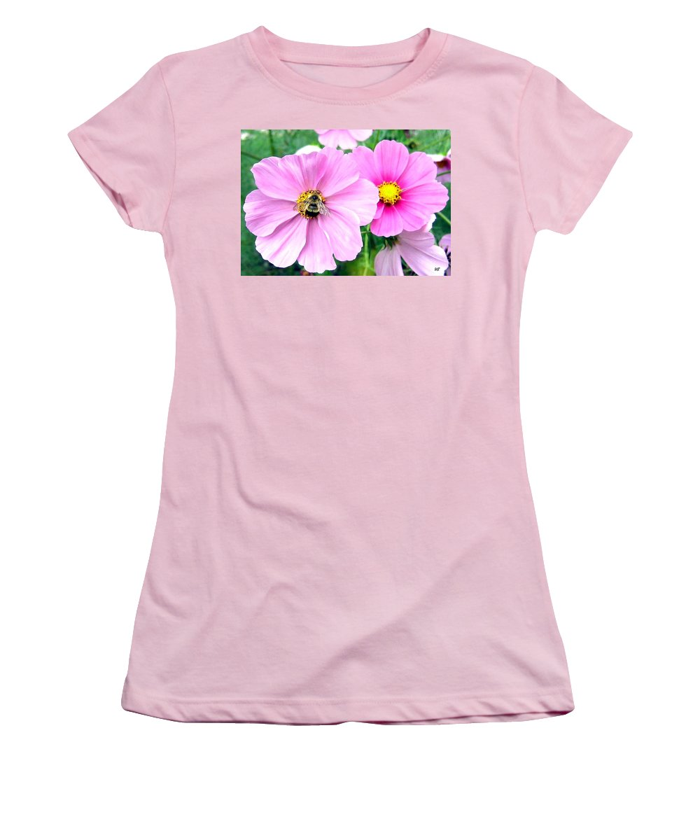Bee Women's T-Shirt (Athletic Fit) featuring the photograph The Honeymaker by Will Borden