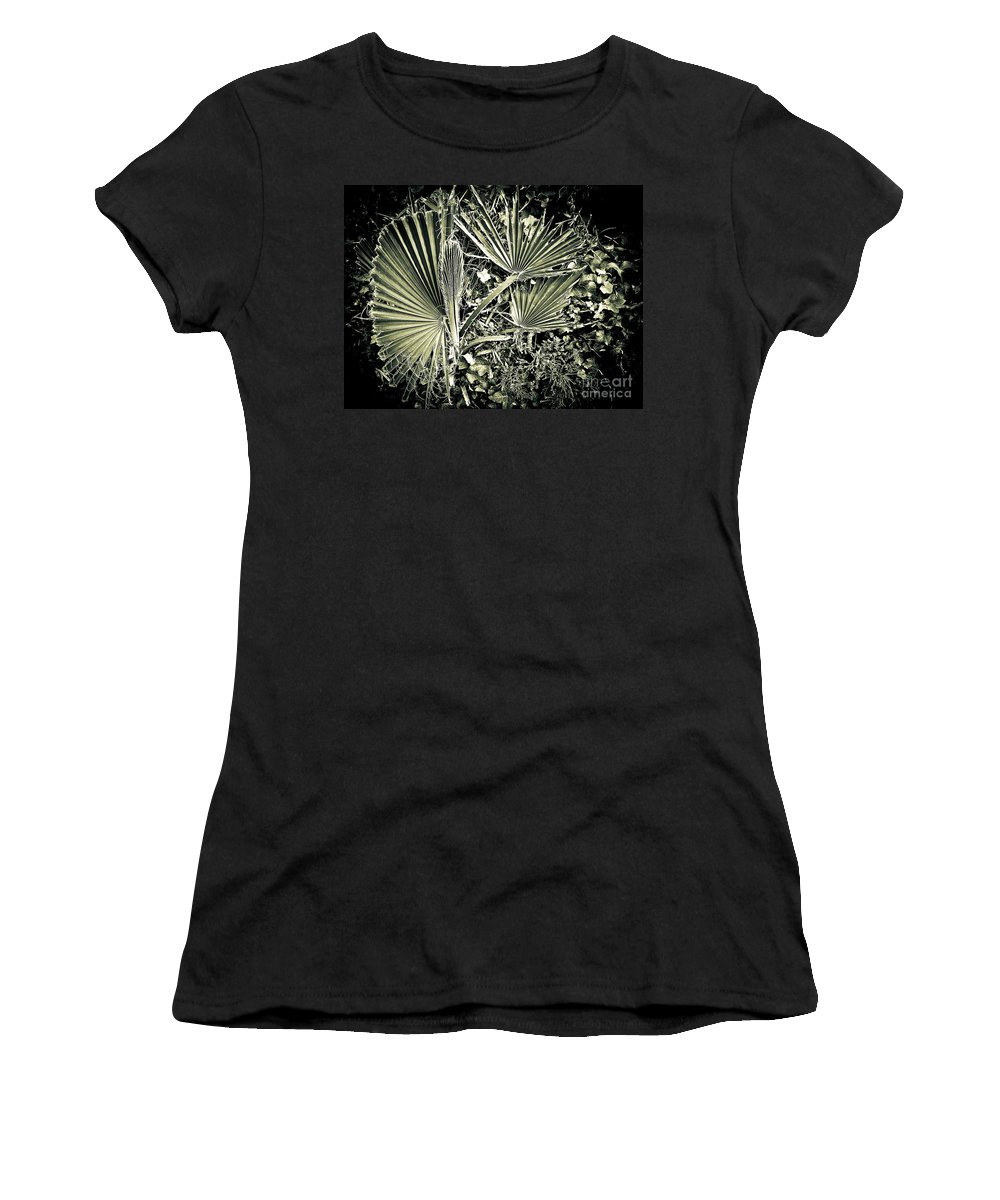 Nature Women's T-Shirt featuring the photograph Dreamy Green by Fei A
