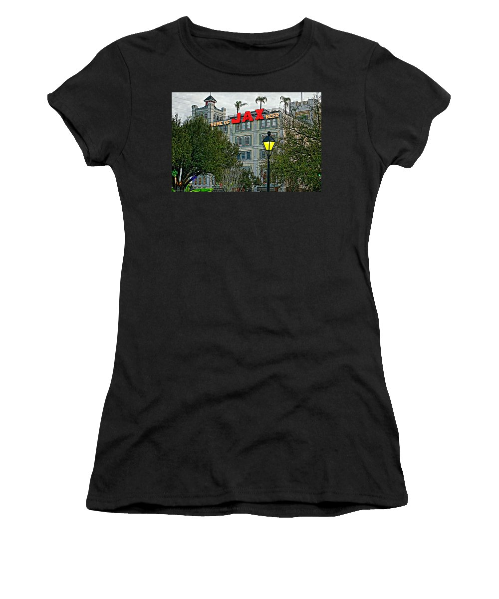 French Quarter Women's T-Shirt featuring the photograph Home Sweet Home by Steve Harrington