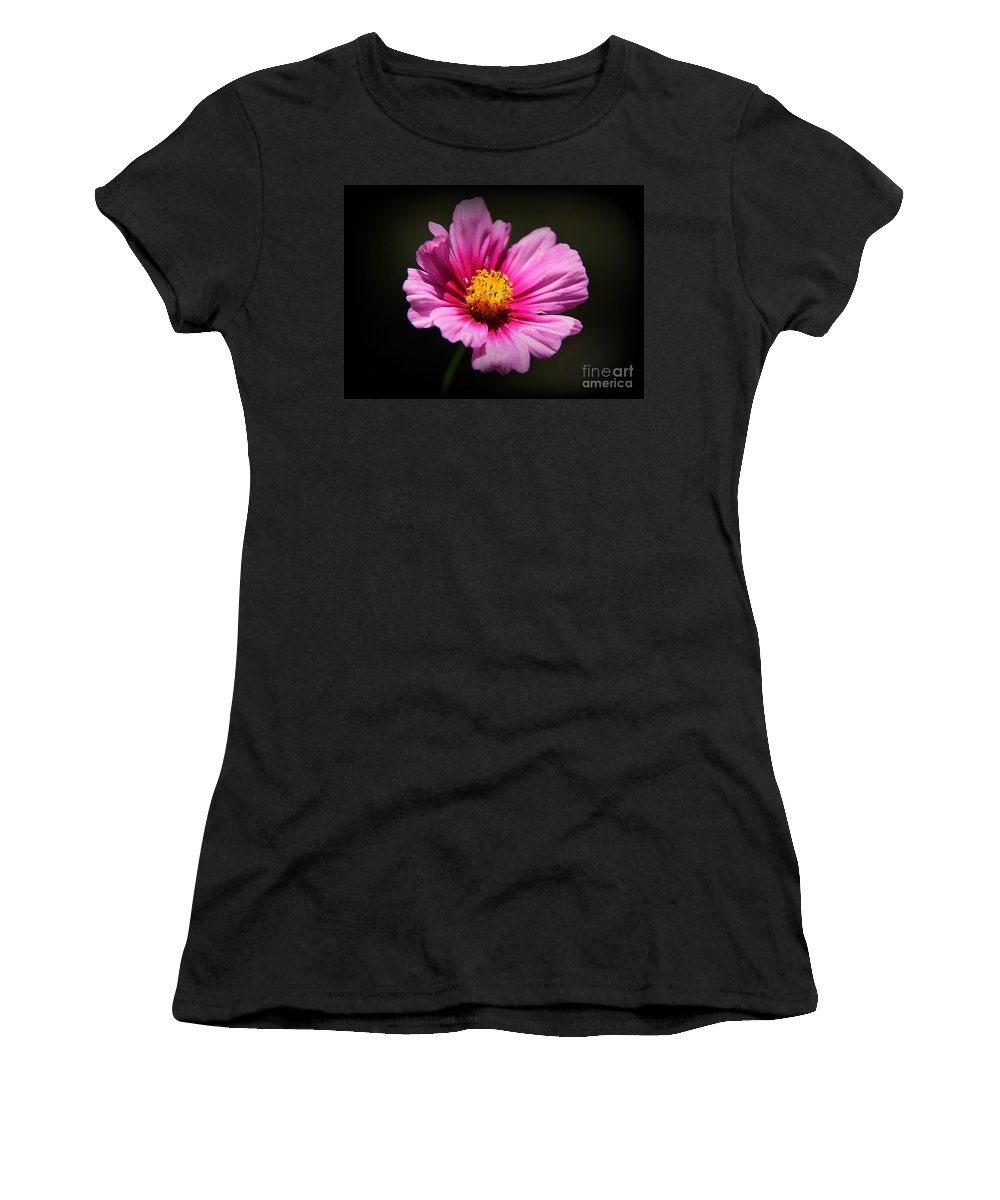 Wildflower Women's T-Shirt featuring the photograph Wildflower by Lisa L Silva