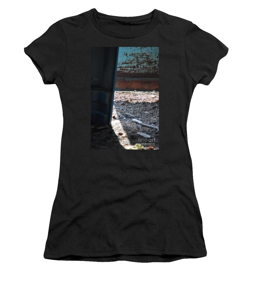 Alberta Women's T-Shirt featuring the photograph Alberta by Brian Boyle