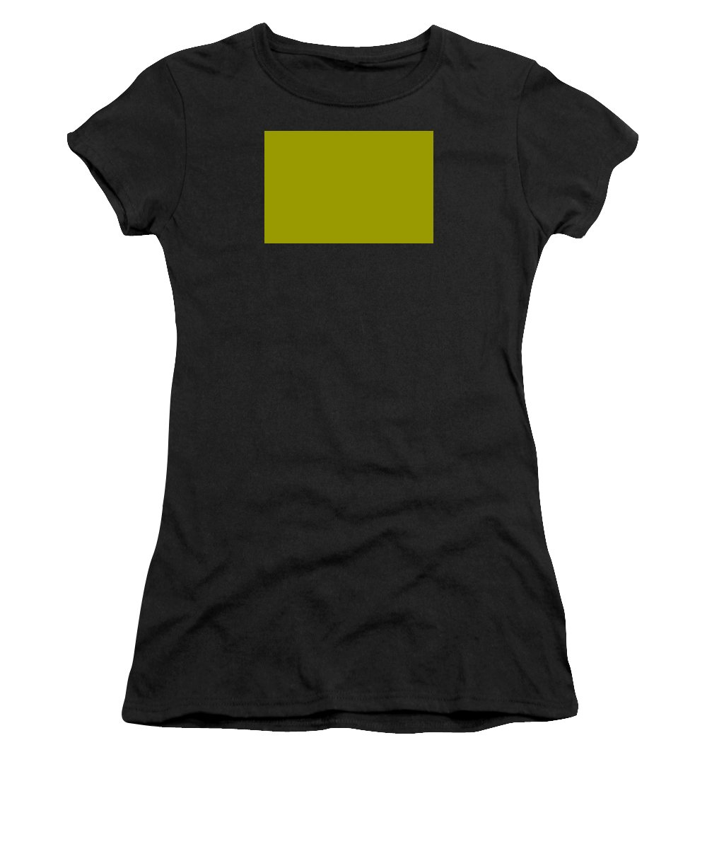 Abstract Women's T-Shirt featuring the digital art C.1.153-153-0.3x2 by Gareth Lewis