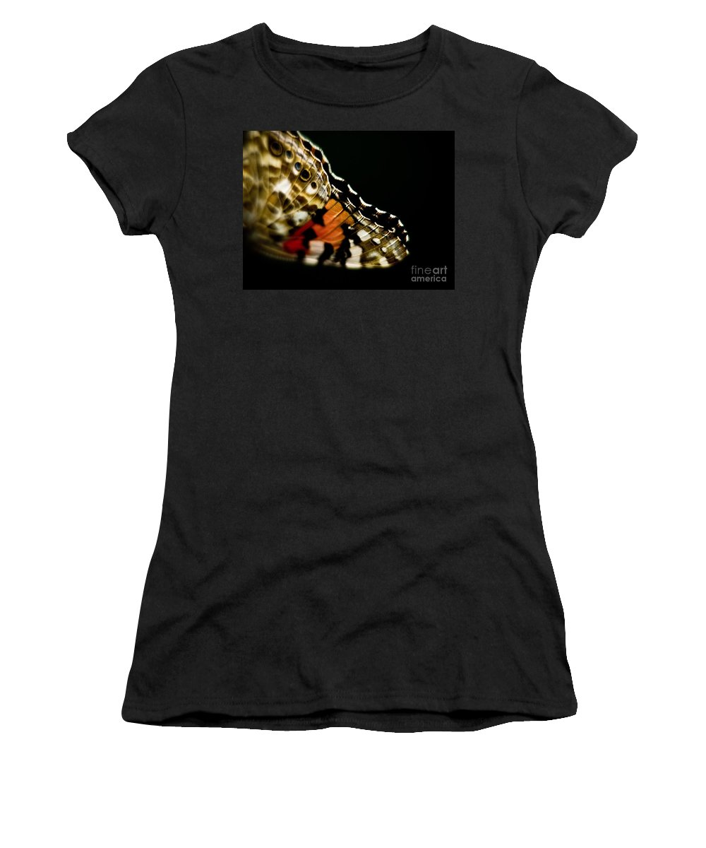 Delicacy Women's T-Shirt featuring the photograph Delicacy by Brothers Beerens