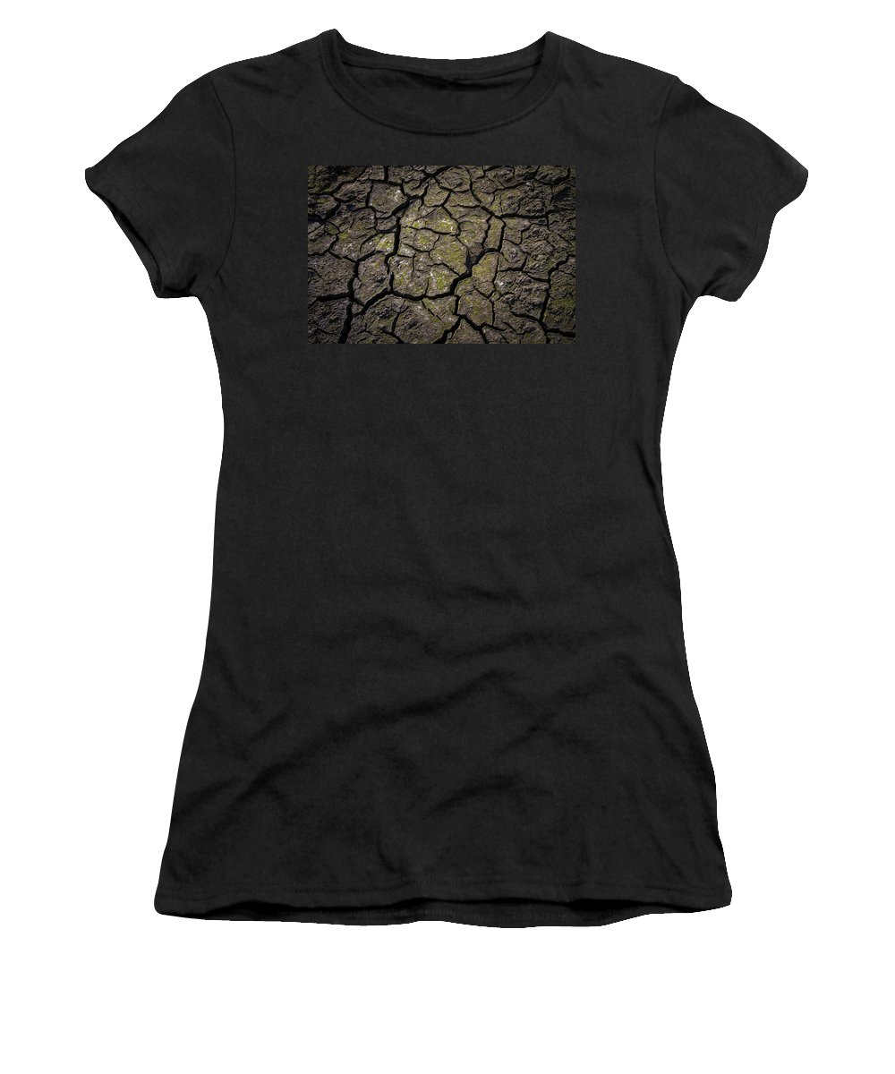 San Jose Women's T-Shirt featuring the photograph Drought by Dayne Reast