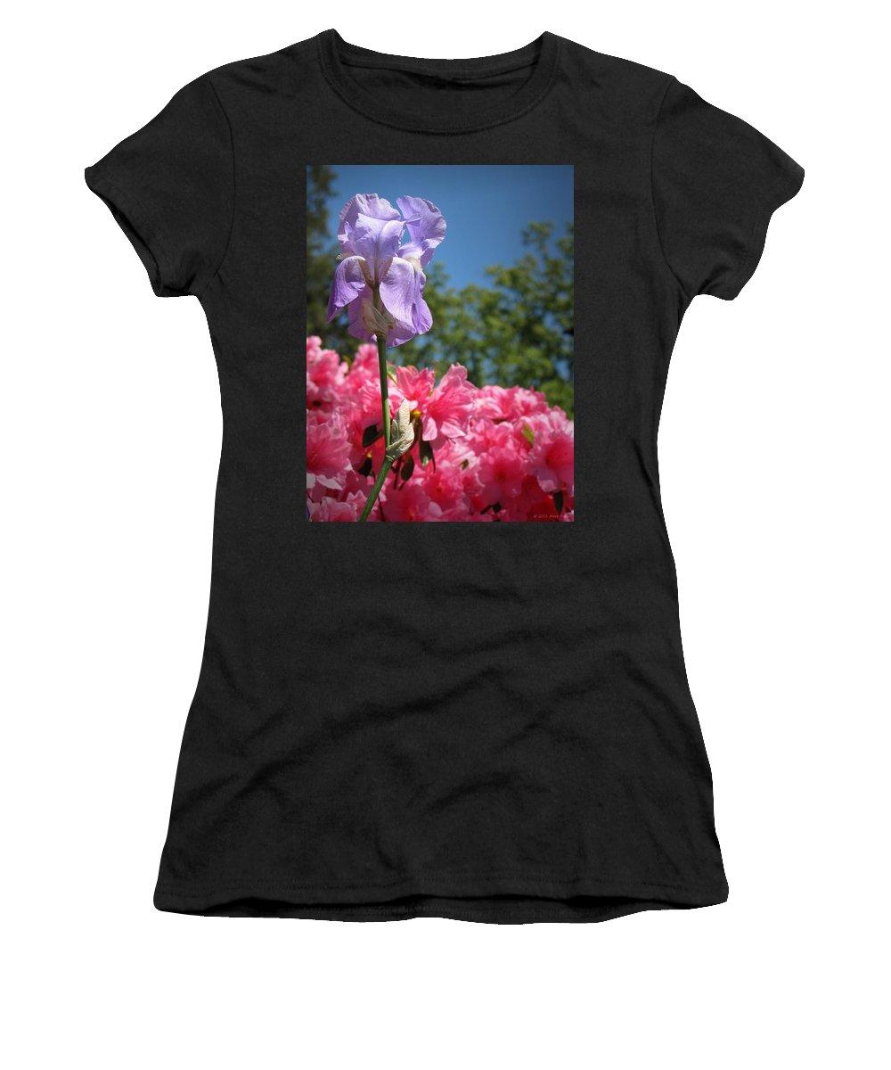 Nature Women's T-Shirt featuring the photograph Easter 2012 by Matt Taylor
