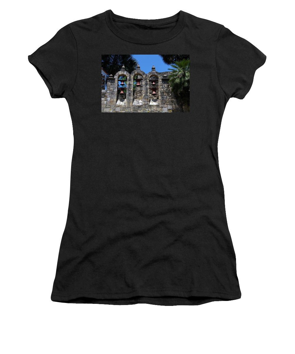 Landscape Women's T-Shirt featuring the photograph Five Bells by John Dauer