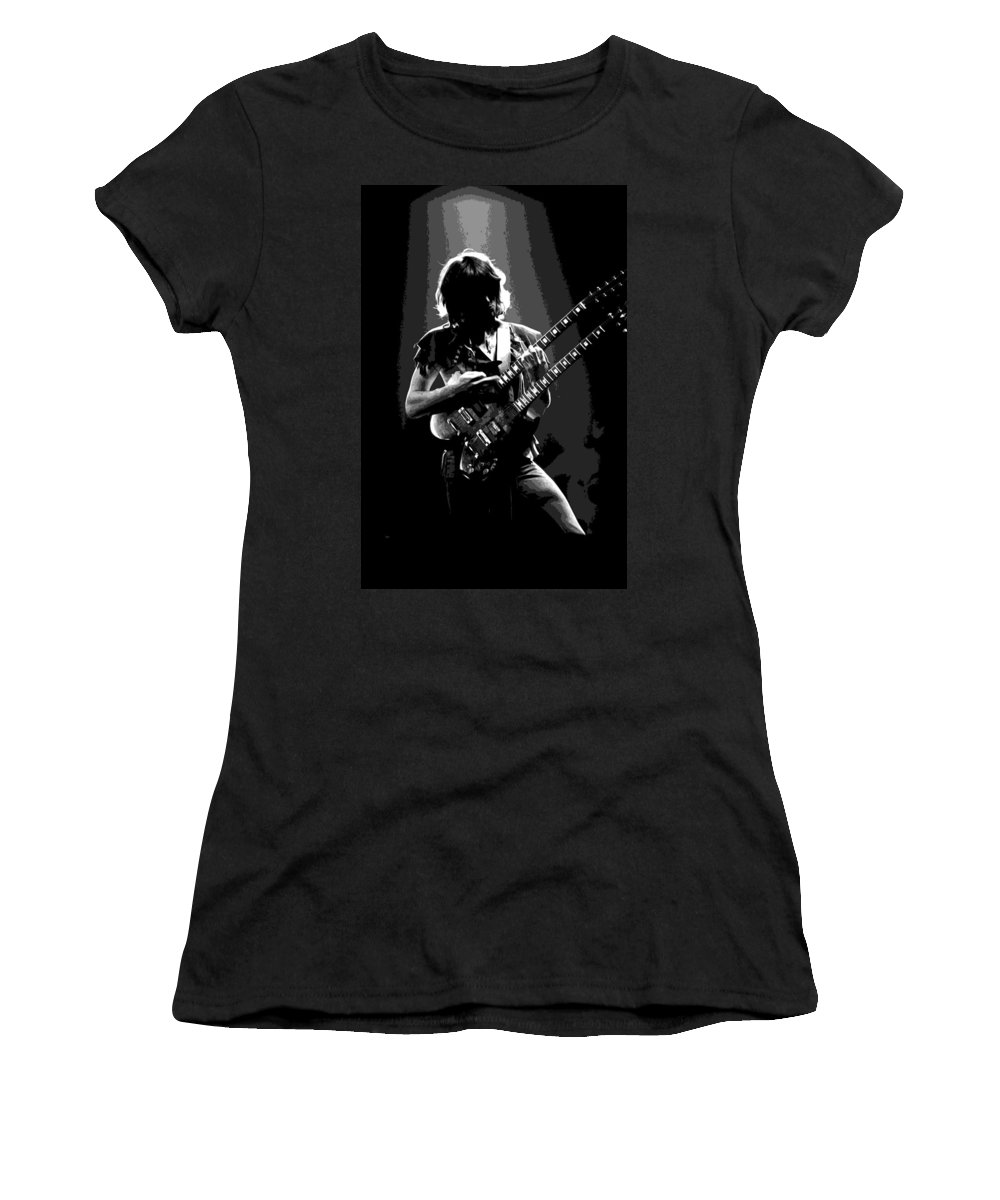 Roger Fisher Women's T-Shirt (Athletic Fit) featuring the photograph Heart #23a by Ben Upham