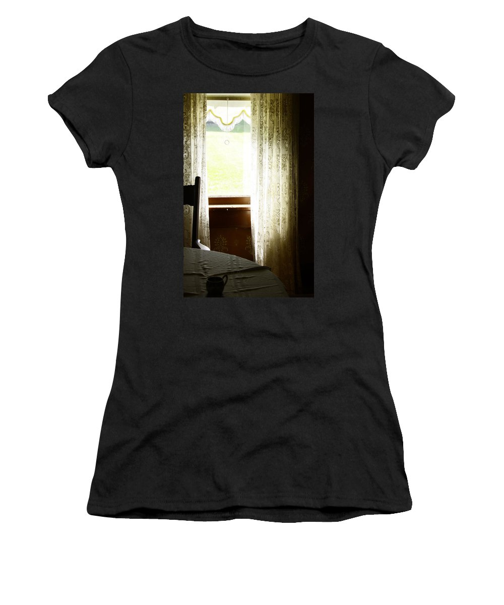 Vancouver Women's T-Shirt (Athletic Fit) featuring the photograph Henrys Gone by The Artist Project