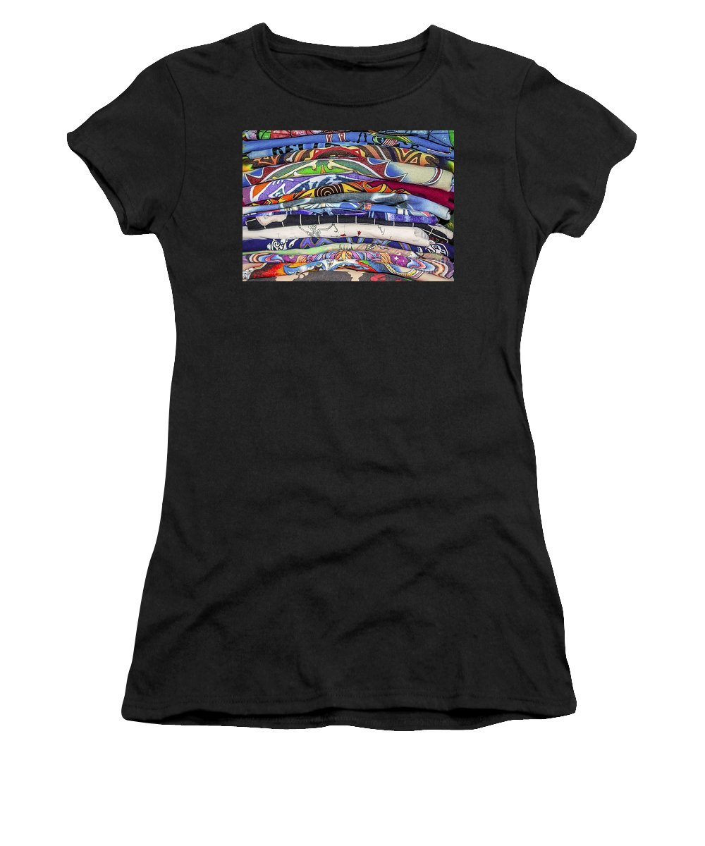 Shirt Women's T-Shirt featuring the photograph His Tshirt Collection by Janice Pariza
