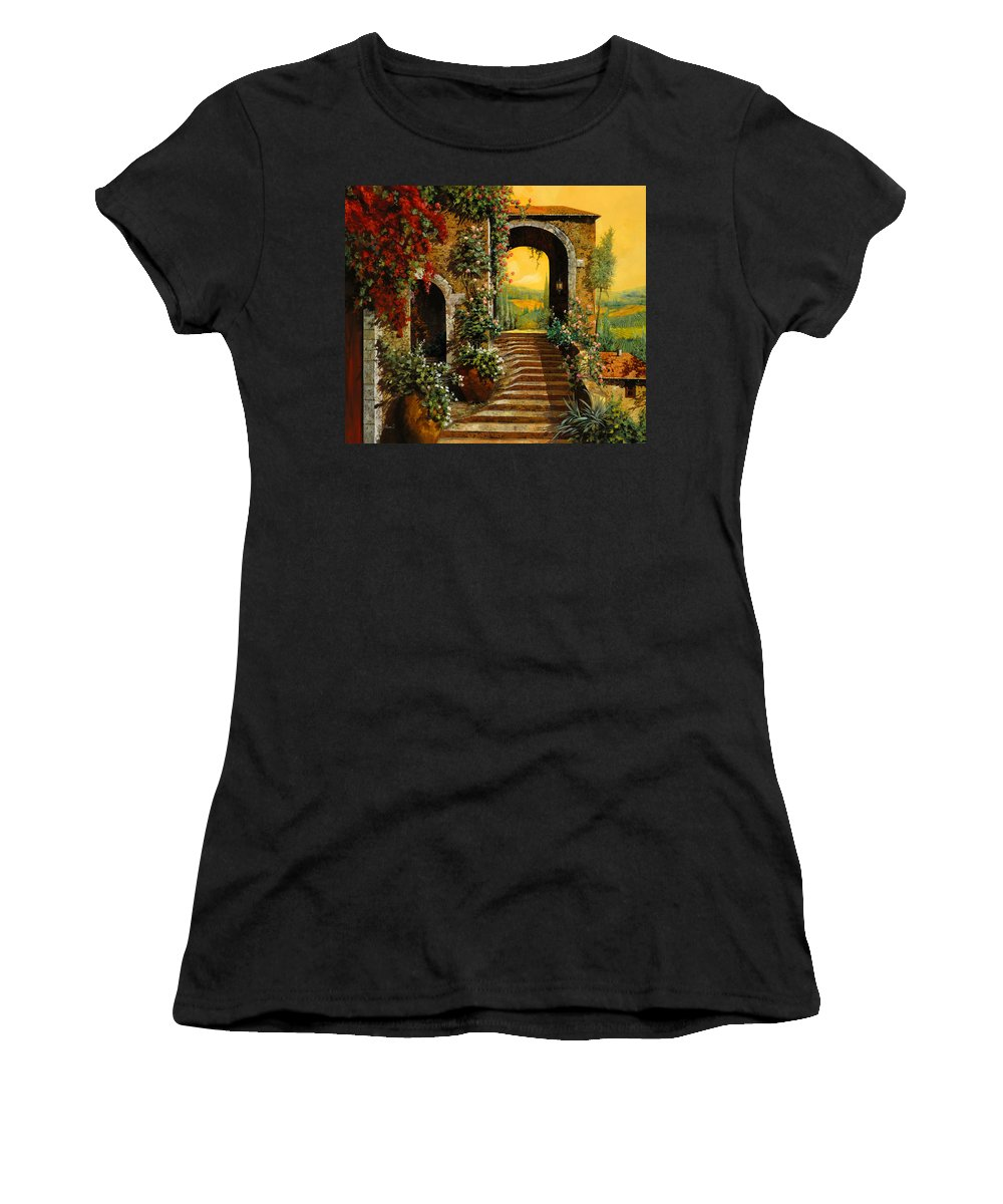 Borelli Paintings Women's T-Shirts