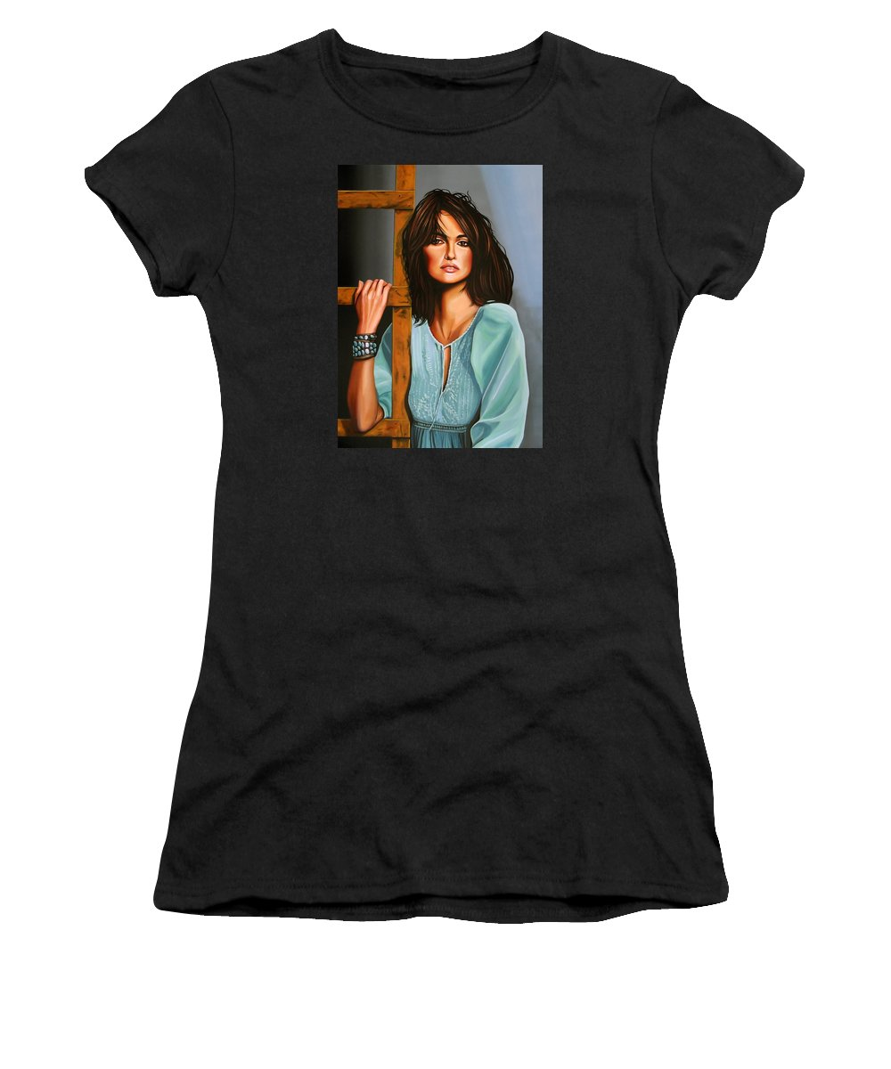 Sex And The City Paintings Women's T-Shirts
