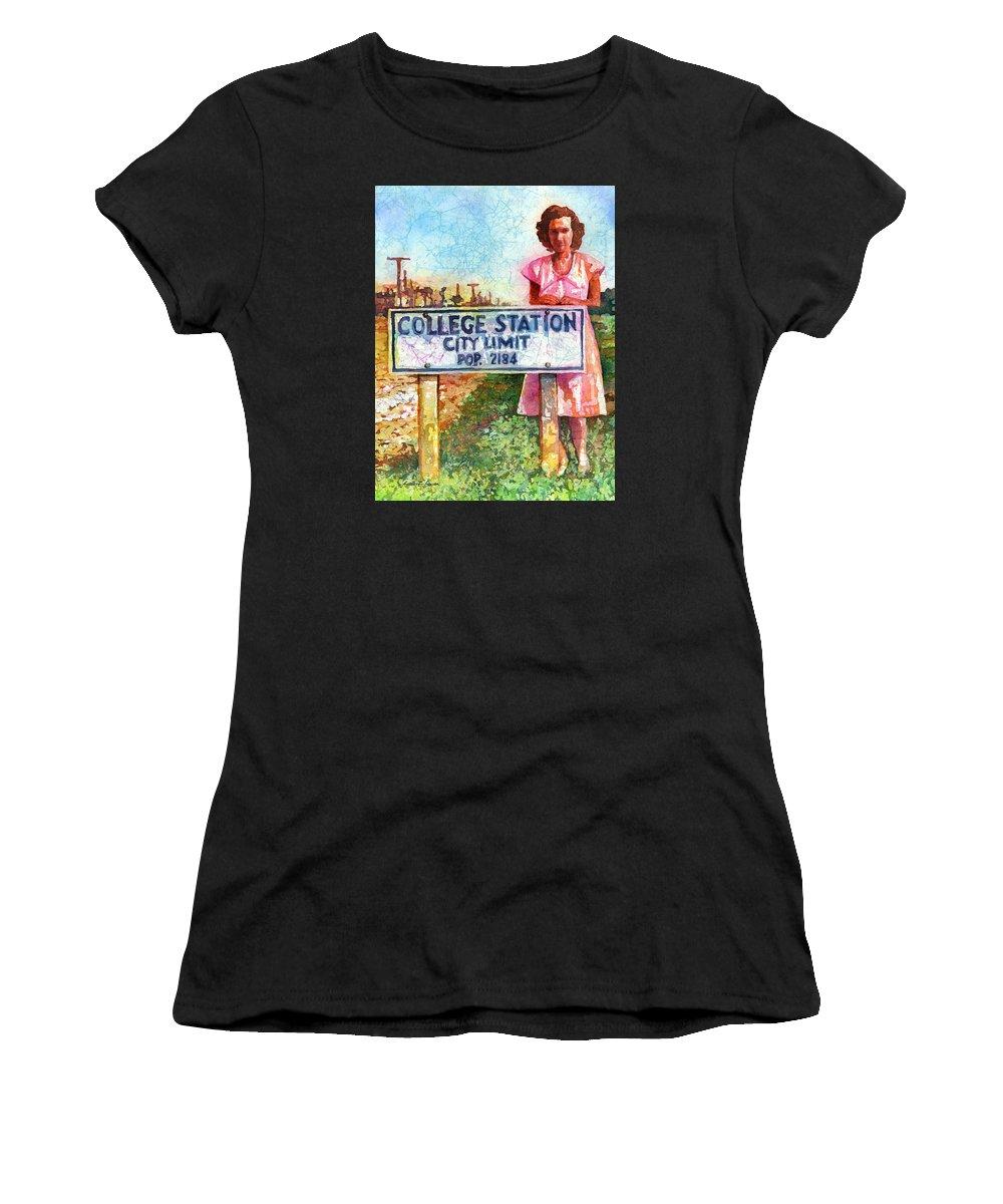 Population Women's T-Shirts