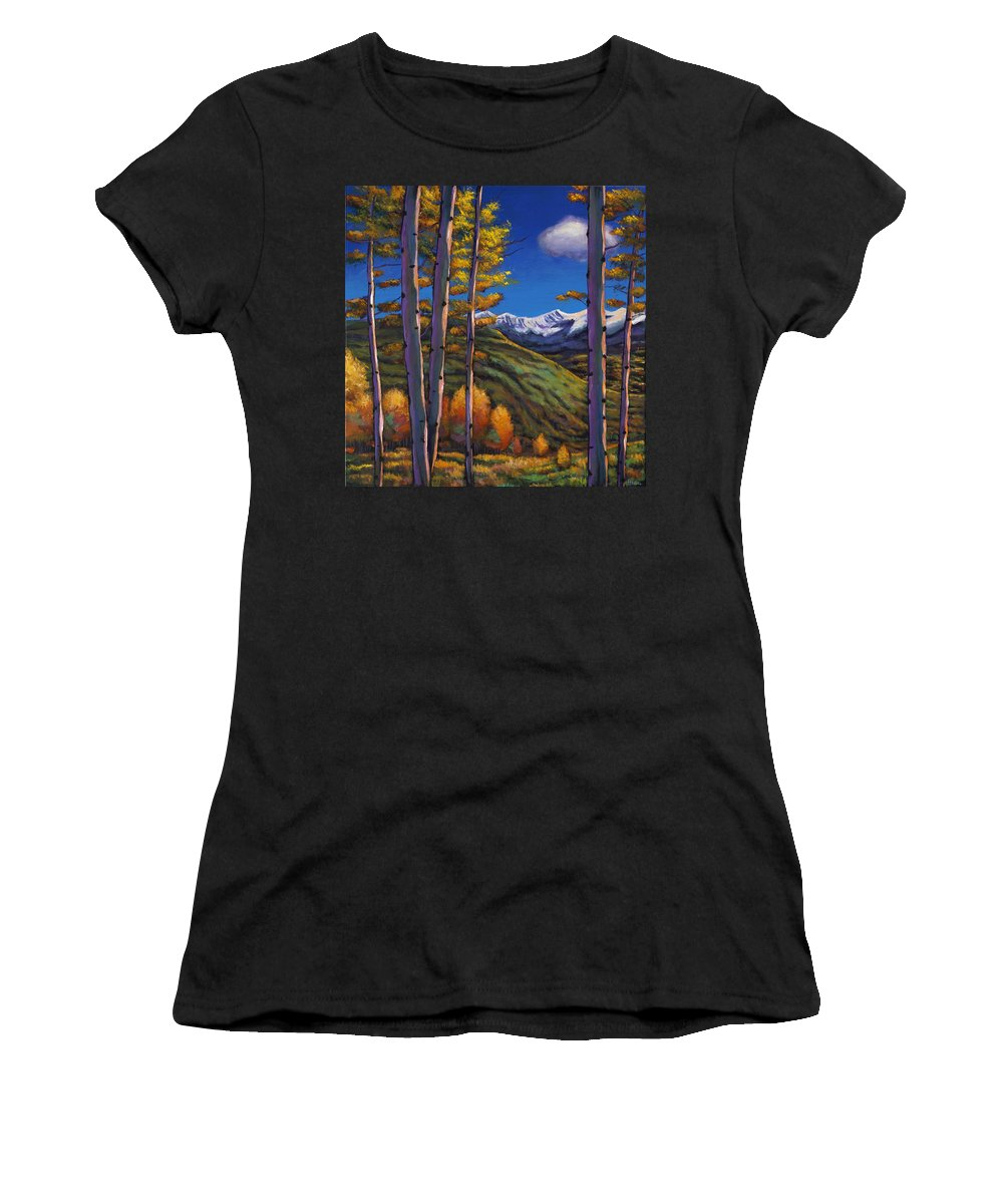 Santa Fe National Forest Women's T-Shirts