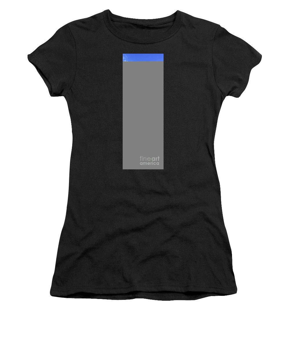 Travel Women's T-Shirt featuring the photograph Spring Reflection by Elvis Vaughn