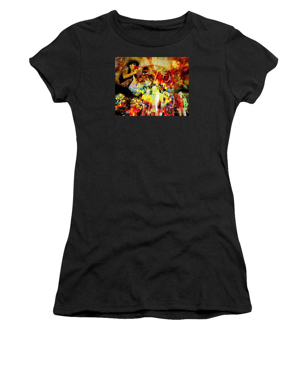 Stone Temple Pilots Women's T-Shirts