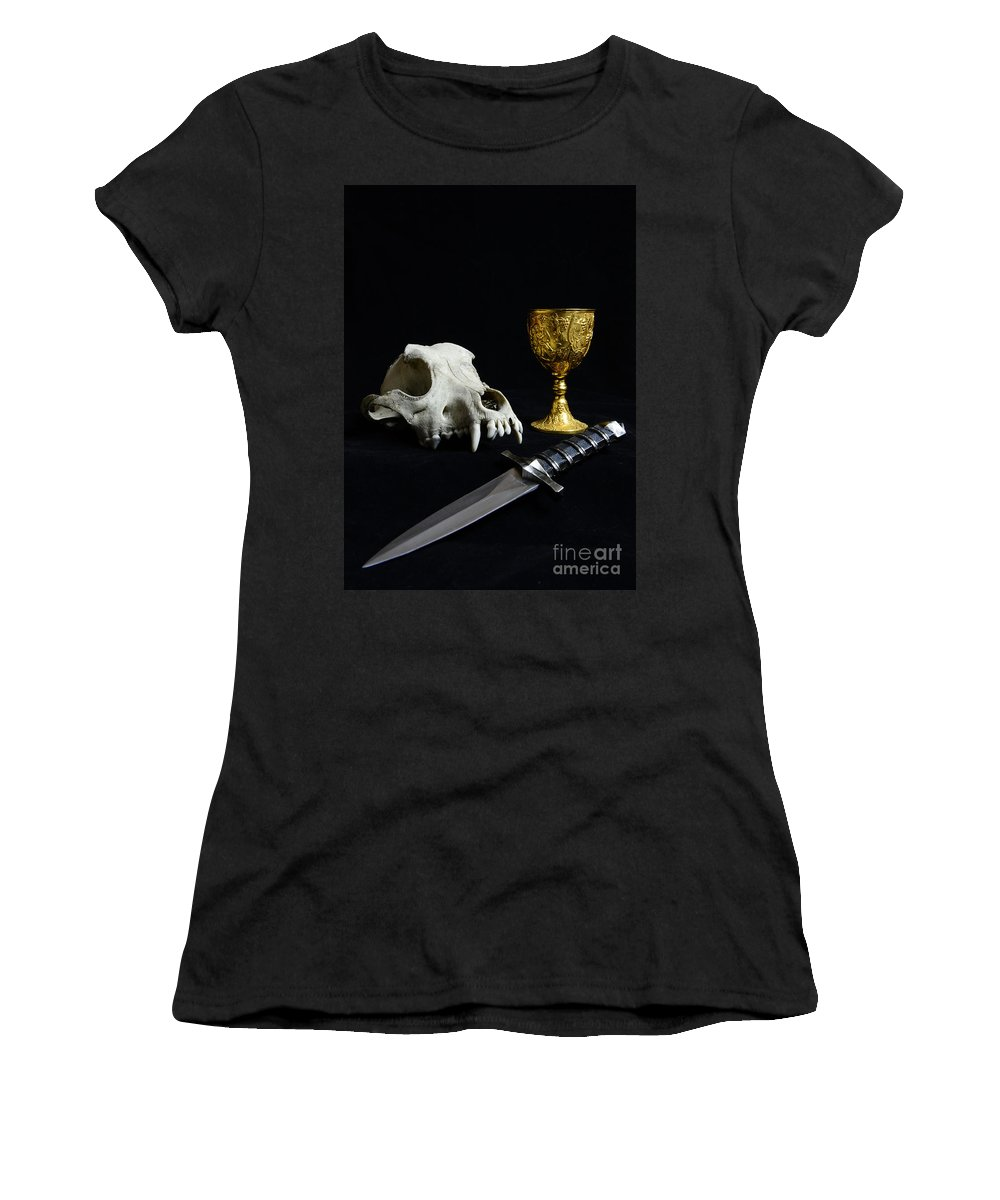 Paul Ward Women's T-Shirt featuring the photograph The Quest by Paul Ward