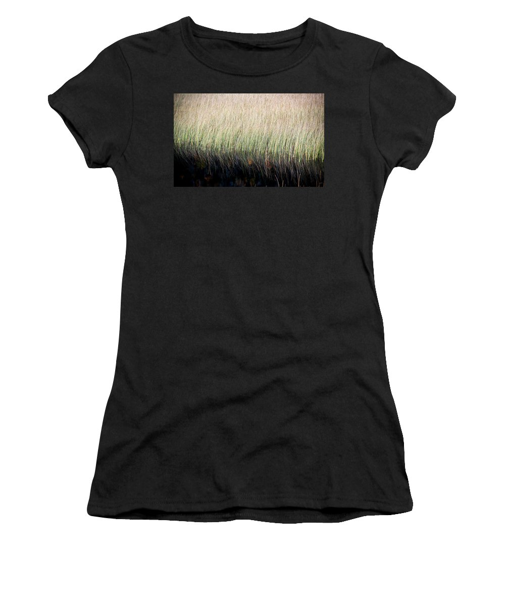 Canada Women's T-Shirt featuring the photograph Whisper by Doug Gibbons