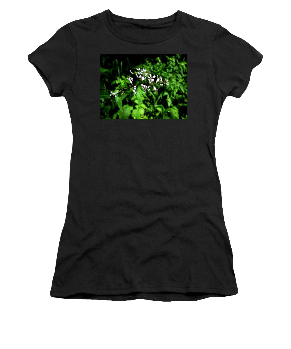 Flower Women's T-Shirt featuring the photograph Wild Missouri Flowers by Monte Landis
