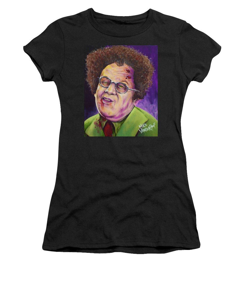 Dr. Steve Brule Women's T-Shirts