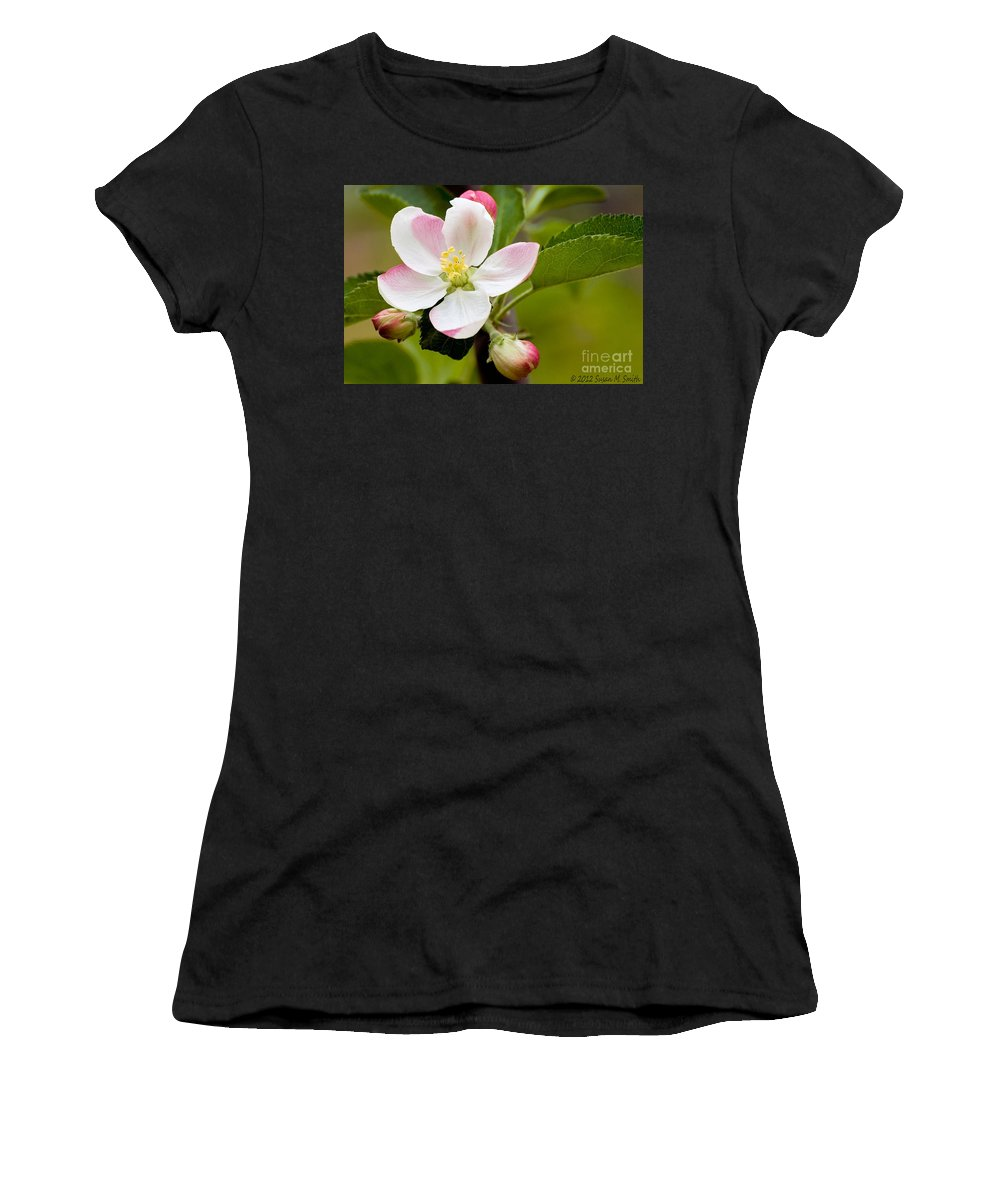 Photograph Women's T-Shirt (Athletic Fit) featuring the photograph Being Fruitful by Susan Smith