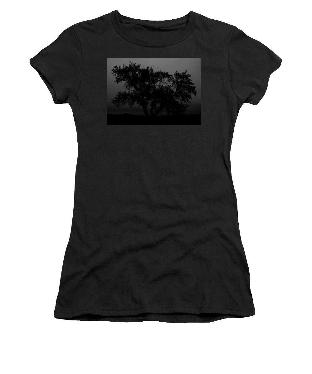 Elm Women's T-Shirt (Athletic Fit) featuring the photograph Elm In Me by The Artist Project