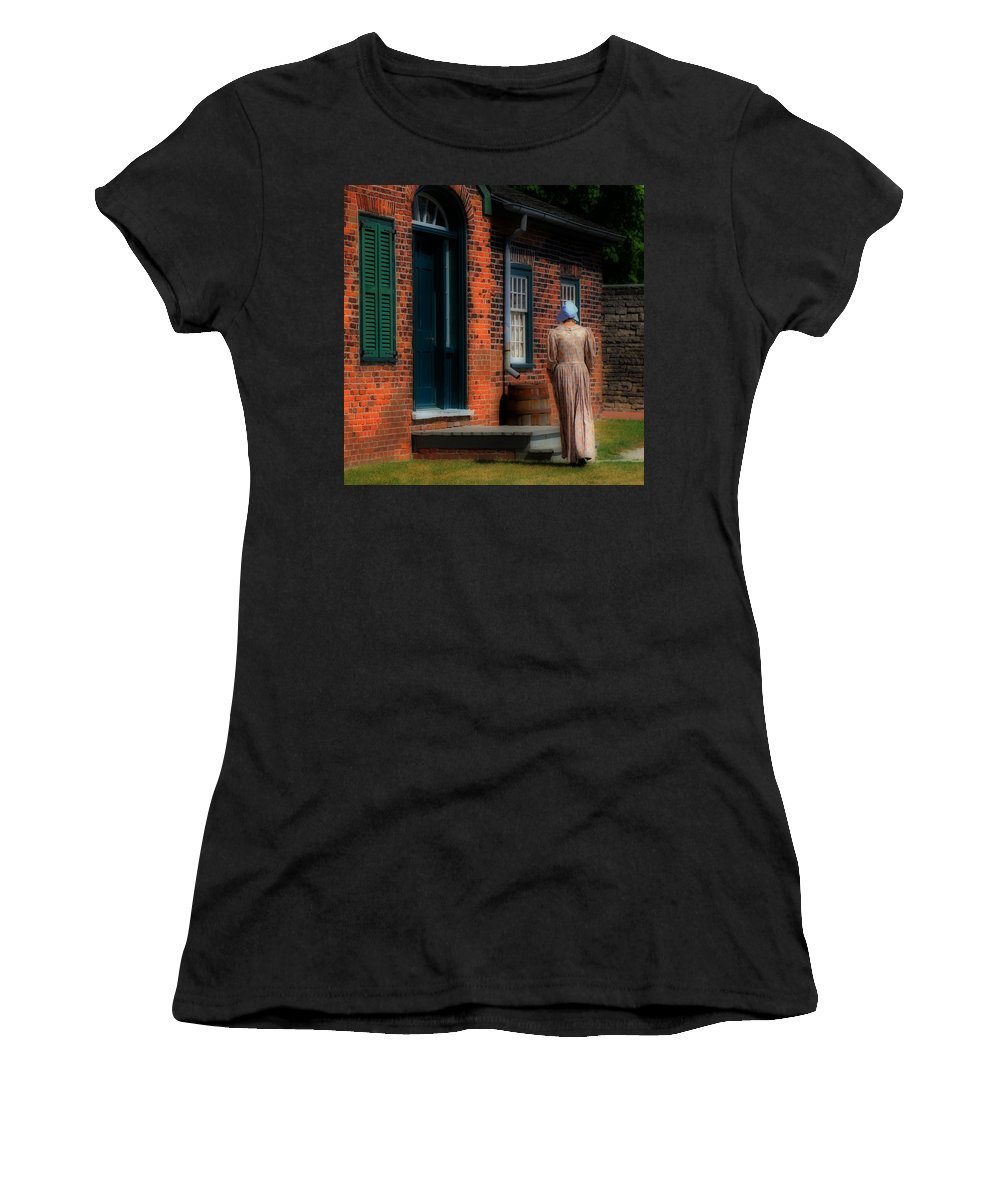 Fort York Women's T-Shirt featuring the photograph Fort York 1 by Andrew Fare