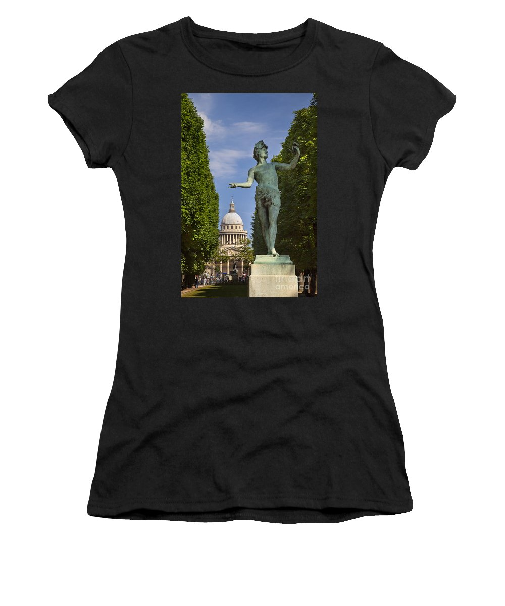 5th Women's T-Shirt (Athletic Fit) featuring the photograph Greek Actor by Brian Jannsen