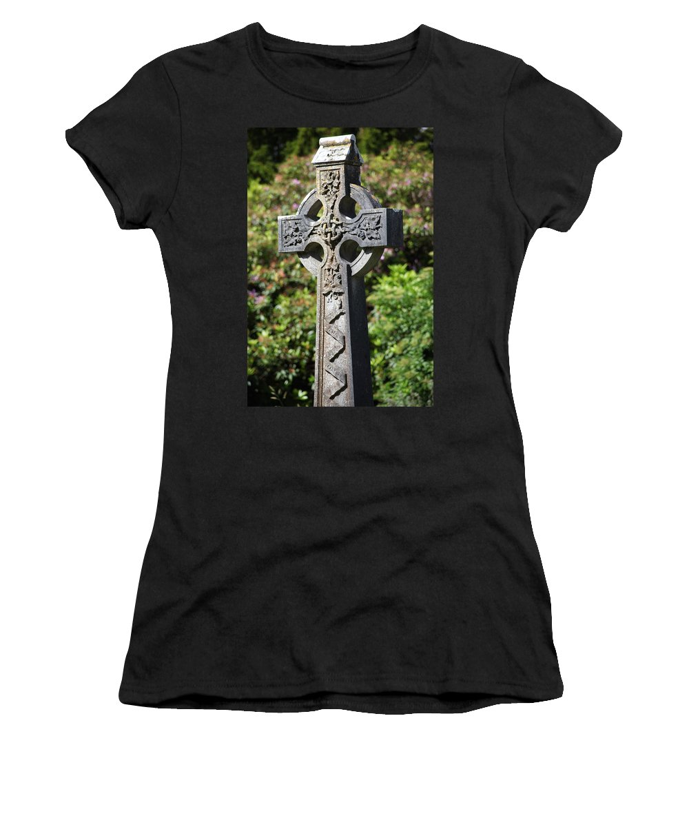 Ireland Women's T-Shirt featuring the photograph Ireland 0003 by Carol Ann Thomas