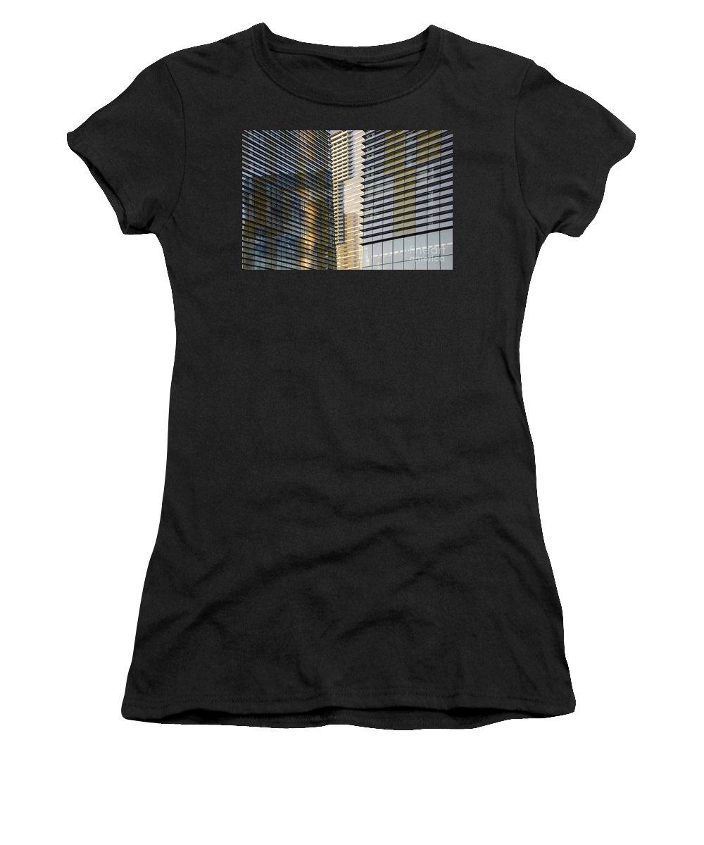 Las Vegas Women's T-Shirt featuring the photograph Las Vegas 8 by Bob Christopher