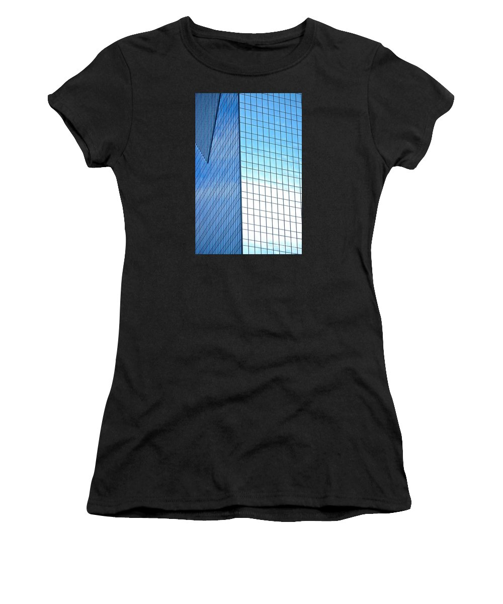 Women's T-Shirt featuring the photograph Tower by Eric Grissom