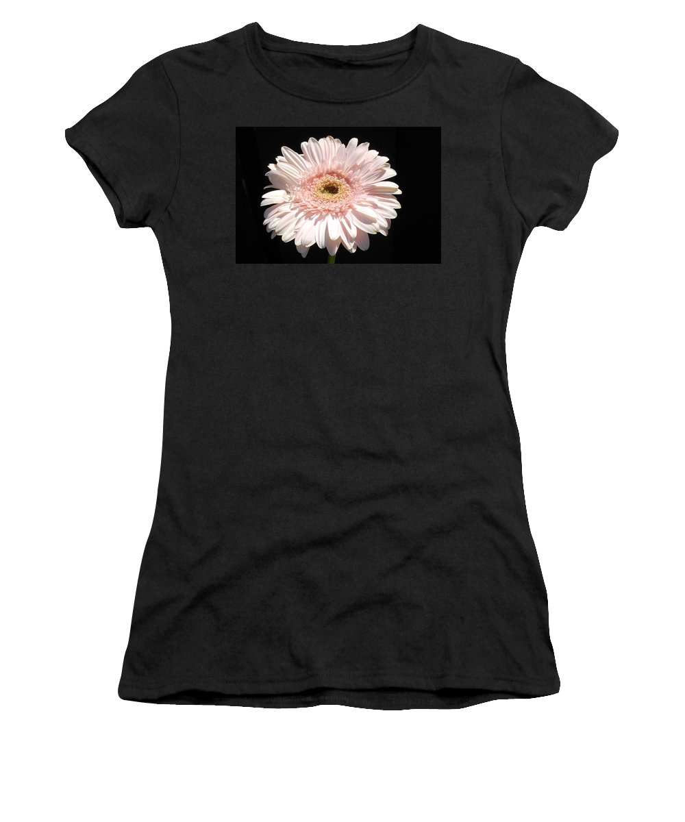 Gerbera Photographs Women's T-Shirt (Athletic Fit) featuring the photograph 1071c by Kimberlie Gerner