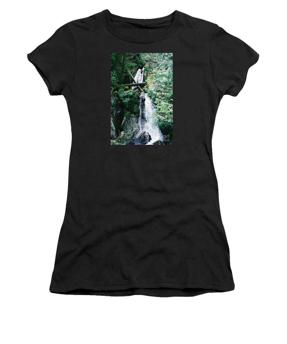 Landscape Women's T-Shirt featuring the photograph Untitled by John Huntsman