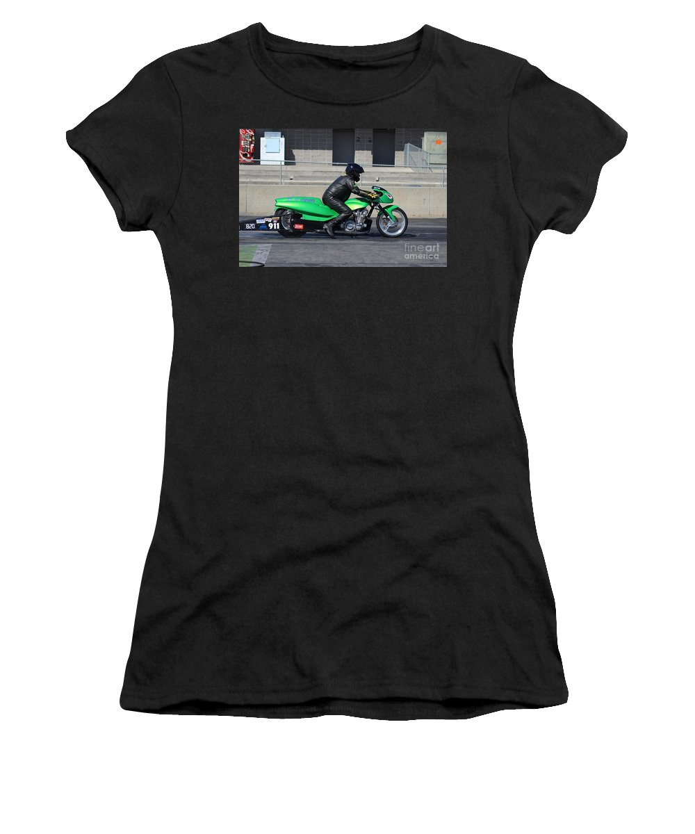 Manufacturers Women's T-Shirt featuring the photograph Man Cup 08 2016 By Jt by Jack Norton