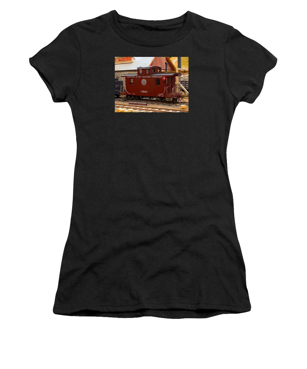 Pat Turner Women's T-Shirt (Athletic Fit) featuring the photograph 580 by Pat Turner